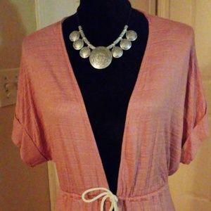 Jackets & Coats - ♥️Plus Size Hi Low Kimono